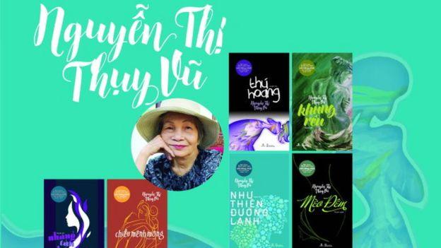 Nguyen Thi Thuy Vu's book