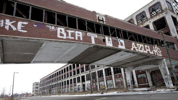Fabrica abandonada