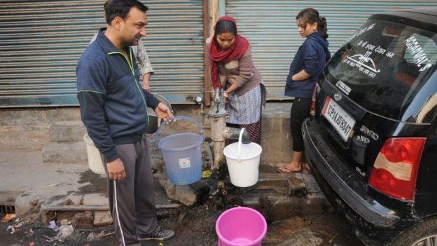10 მილიონზე მეტი ადამიანი წყლის გარეშე დარჩა