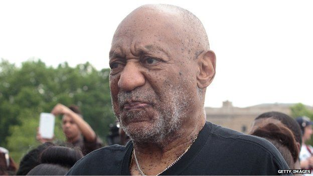 Bill Cosby, pictured in May