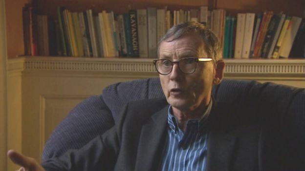 Dr Gabriel Scally