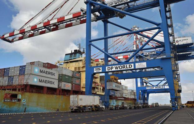吉布提总统启动中资参建的非洲自贸区项目