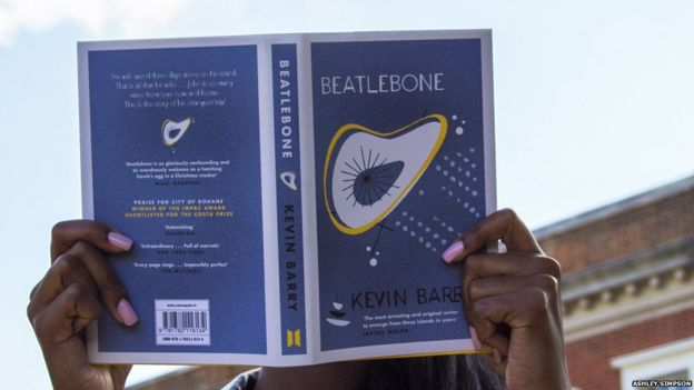 Book cover: Beatlebone