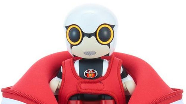 Toyota launches 'baby' robot for companionship ilicomm Technology Solutions