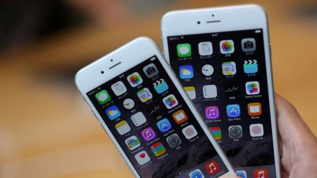 The new phone is likely to stick with two sizes of the iPhone 6.