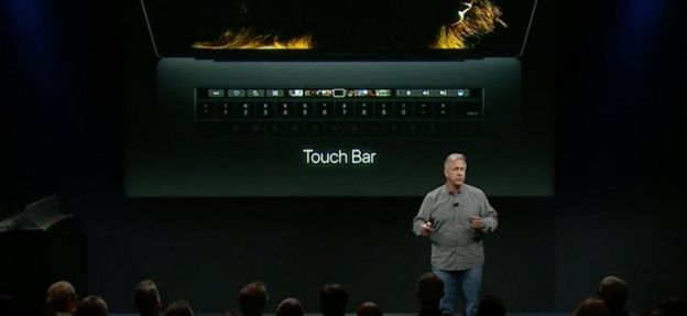Apple Touch Bar