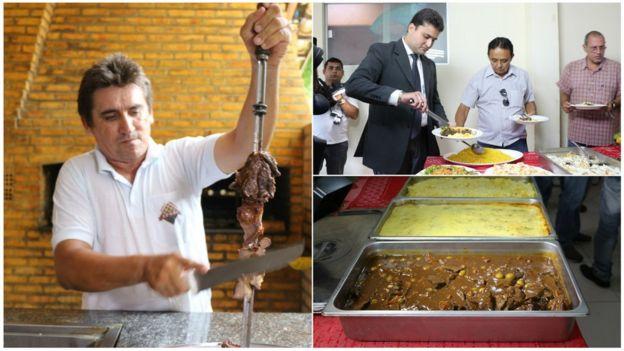 Churrasco de carne de jumento organizado em 2014 por promotor no Rio Grande do Norte