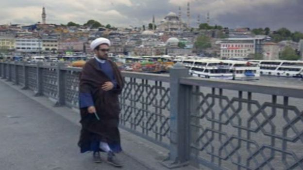 Taha en Estambul