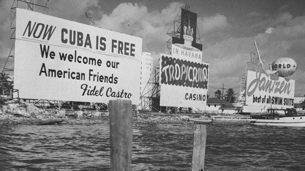 Miami en los años 1960.