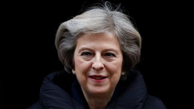 İngiltere Başbakanı Therasa May'in bugün yapacağı konuşma merakla bekleniyor.