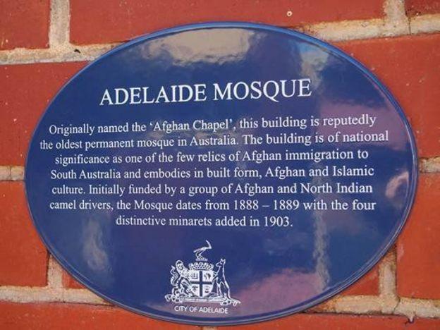یادبود افغانها در استرالیا
