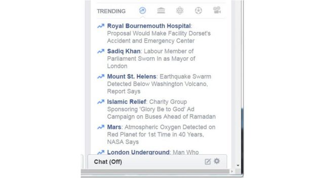 Facebook: Political bias claim 'untrue' ilicomm Technology Solutions