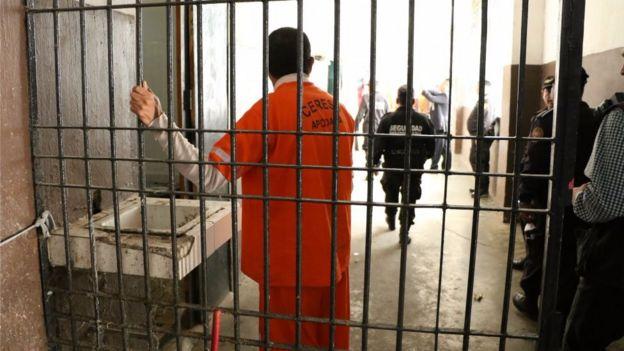 Prisión de Apodaca, México