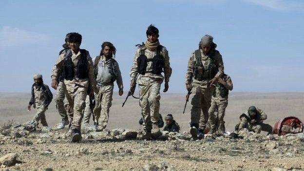 نیروهای دموکراتیک سوریه در استان حسکه - ۱۹ فوریه ۲۰۱۶
