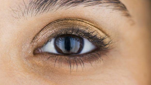 kadın gözü