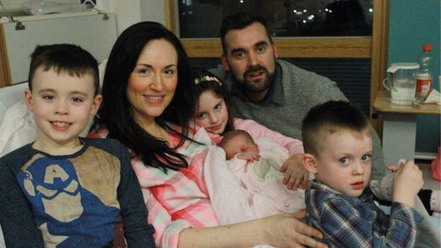 A família Doherty