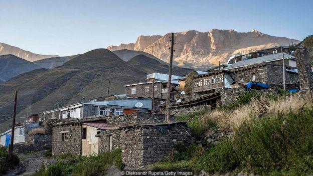 Kınalık köyü, Azerbaycan