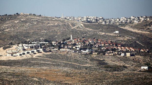 Israel, Tepi Barat, Yahudi