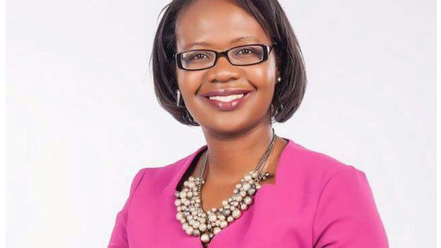 Lawyer Linda Kasonde