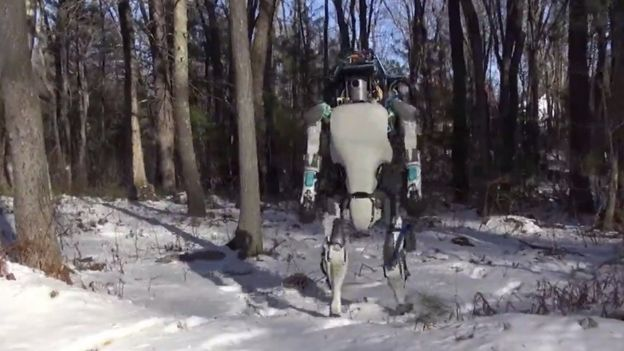 Remarkable Boston Dynamics robot puts up with bullying ilicomm Technology Solutions