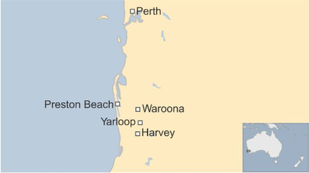 87558475 australiayarloopfire6240116 - Australia Waroona fire threatens more towns after devastating Yar