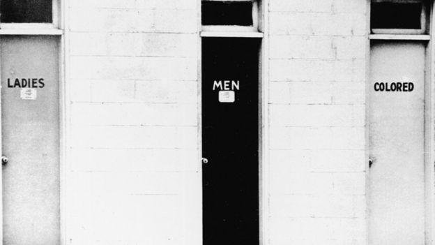 Puertas durante la segregación