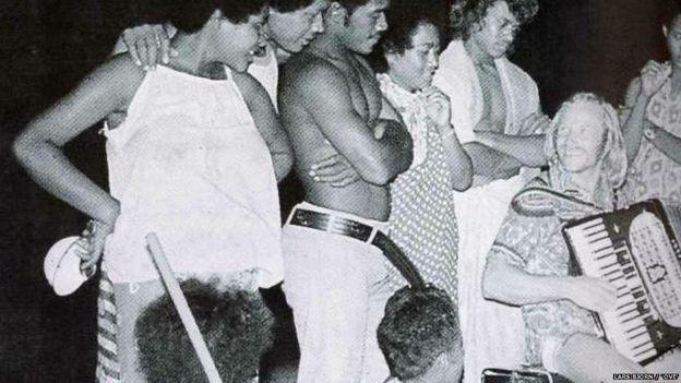 Ove Joensen in Fiji
