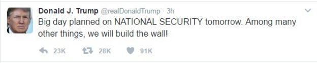 Trump Ukuta