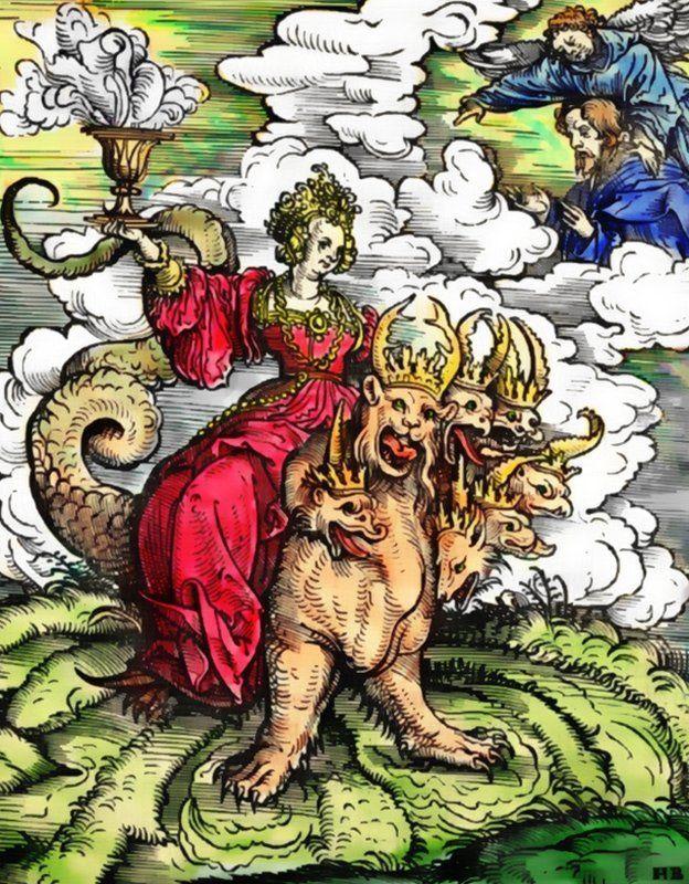 La puta de Babilonia