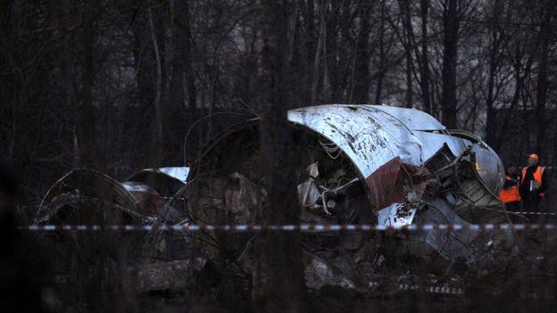Tu-154 Rusya kaza