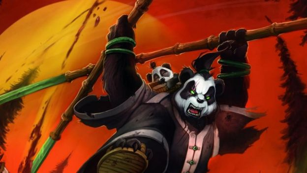 Mists of Pandaria concept art