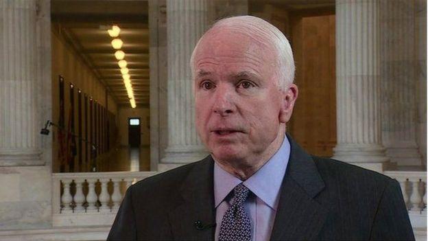Seneta John McCain