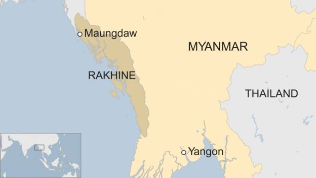 Myanmar Buddhist monk arrested with 4 million yaba tablets in Maungdaw town