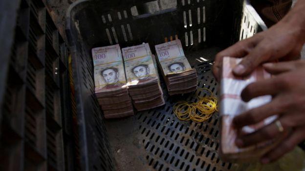 Billetes de 100 bolivares