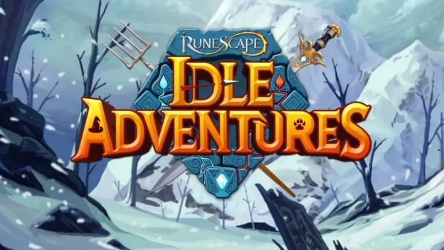 RuneScape: Idle Adventures branding