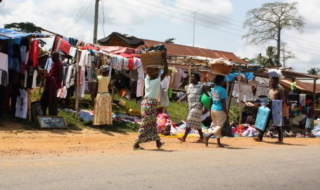 Barabara Accra, Ghana