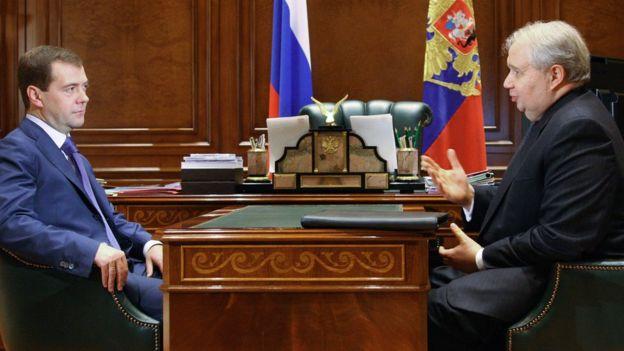 السفير الروسي في واشنطن سيرغي كيسلياك