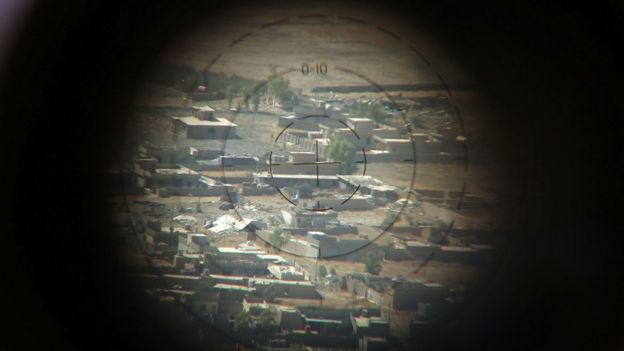 Niniveh, cerca de Mosul