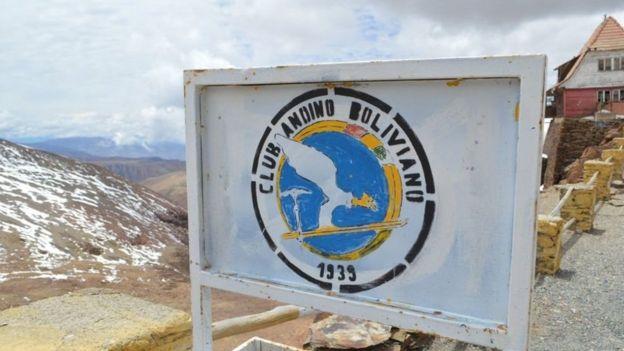 Montaña Chacaltaya
