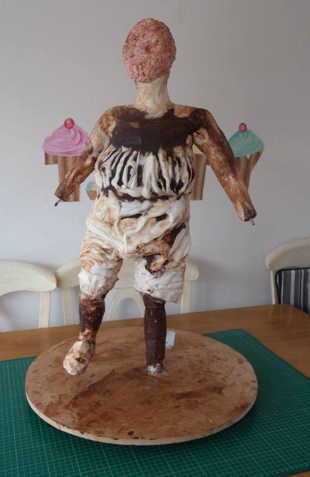 Prince George cake