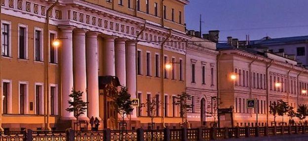El Palacio Yusupov