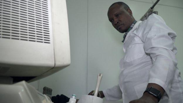 Dr John Nyamu