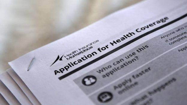 Solicitud de cobertura médica