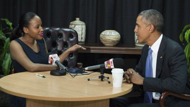 president obama on capital FM