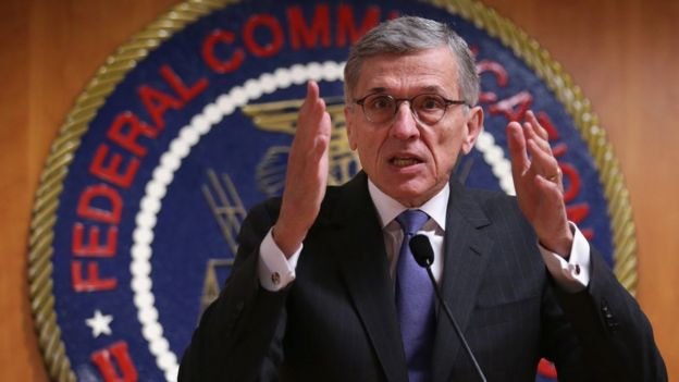 Tom Wheeler, chairman of the US Federal Communications Commission, has overseen a long-running debate net neutrality