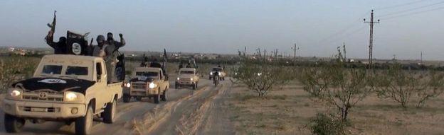 Sinai Province convoy
