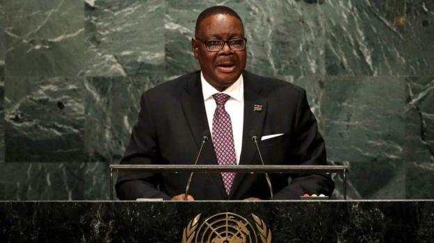 Rais Mutharika aliondoka Malawi wiki mbili zilizopita na hadi sasa hajarudi