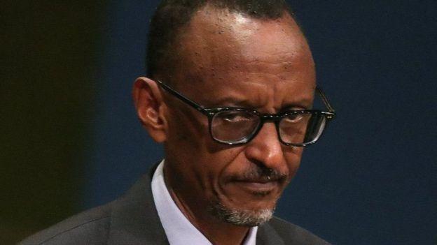 Rais wa Rwanda, Paul Kagame