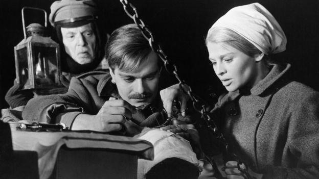 Imagen de la película Doctor Zhivago