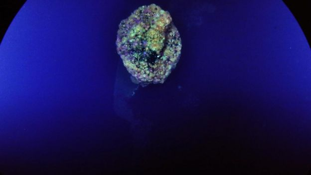 Chimenea volcánica